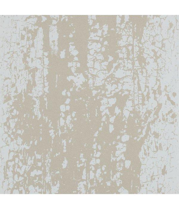 Harlequin Eglomise Lapis (Blauw, Groen), Beige 110623 Behang