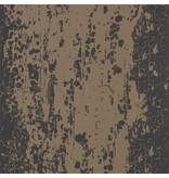 Harlequin Eglomise Onyx (Antraciet, Goud) 110624 Wallpaper