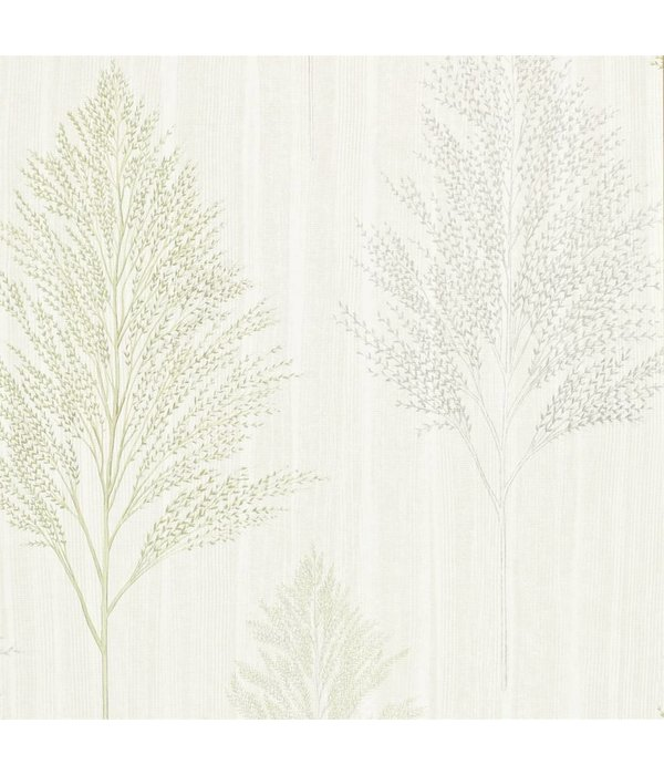 Harlequin Angelica Sage And Linen 110565 Wallpaper