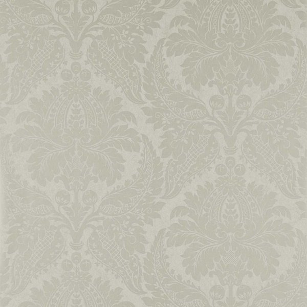 Malmaison Damask Chalk (Kalk Wit) 311994
