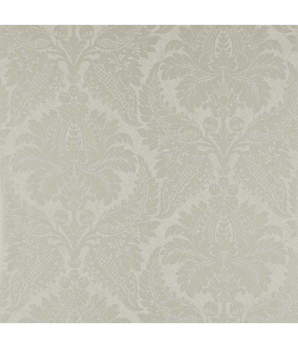 Zoffany Malmaison Damask Chalk (Kalk Wit) 311994