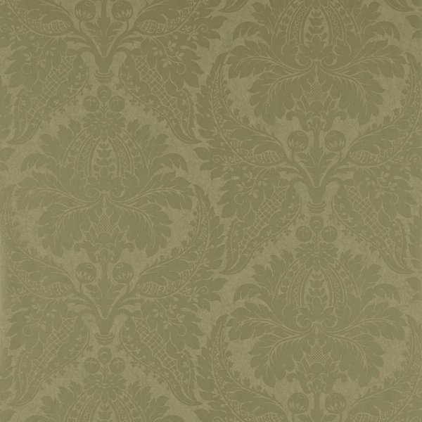 Malmaison Damask Old Gold (Goud) 311996