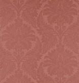 Zoffany Malmaison Damask Faded Rose (Roze - Rood) 312000