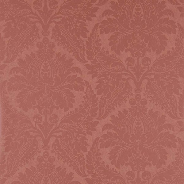 Malmaison Damask Faded Rose (Roze - Rood) 312000