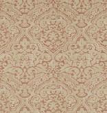 Zoffany Renaissance Damask Russet (Roest Bruin Met Beige) 312026