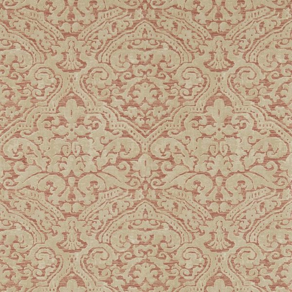Renaissance Damask Russet (Roest Bruin Met Beige) 312026