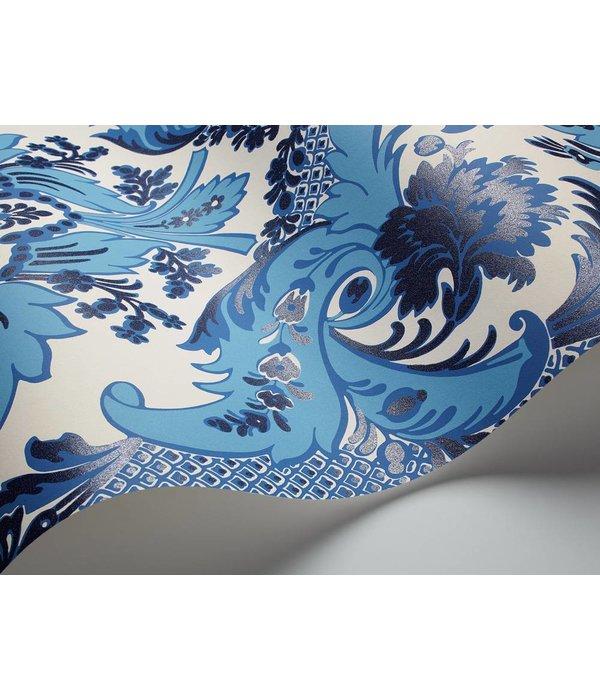 Cole-Son Aldwych Blauw 94/5025 Wallpaper