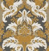 Cole-Son Aldwych Goud Zwart 94/5027 Behang