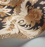 Cole-Son Aldwych Goud Zwart 94/5027 Wallpaper