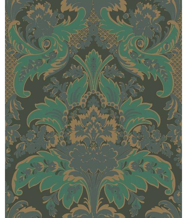 Cole-Son Aldwych Groen 94/5028 Wallpaper