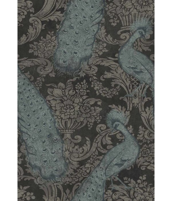 Cole-Son Byron Turquoise 94/7041 Wallpaper