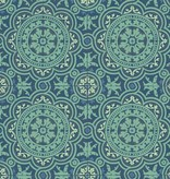 Cole-Son Piccadilly Groen 94/8043 Wallpaper