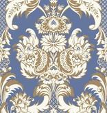 Cole-Son Wyndham Blauw 94/3016 Wallpaper