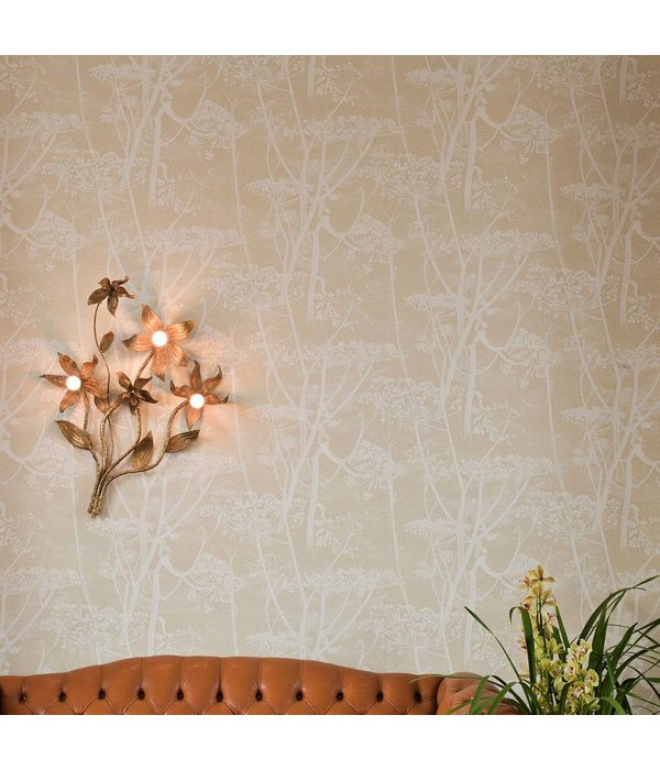Cole-Son Cow Parsley Wit 95/9052 Wallpaper