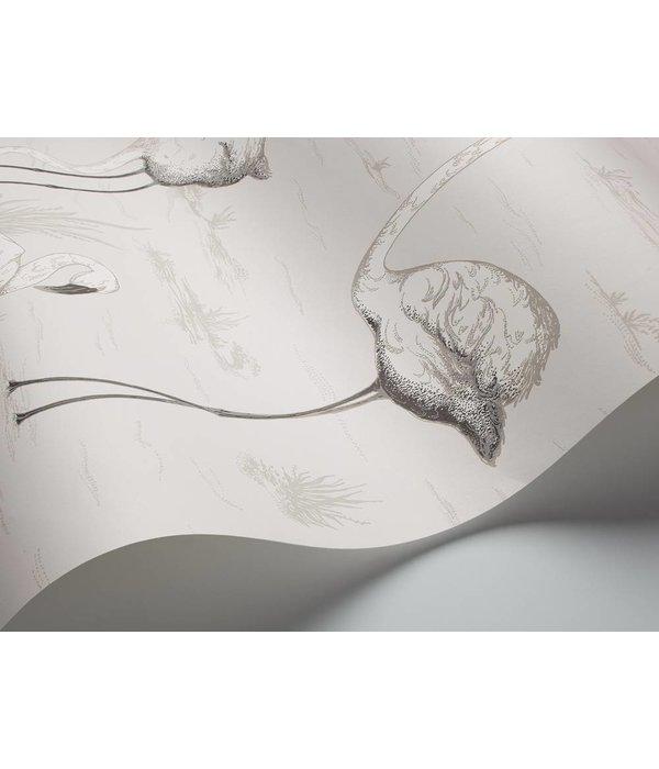 Cole-Son Flamingos Grijs 95/8046 Behang