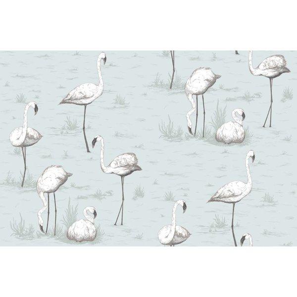 Flamingos Licht Blauw 95/8047