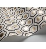Cole-Son Hicks' Hexagon Lichtgrijs 95/3016 Wallpaper