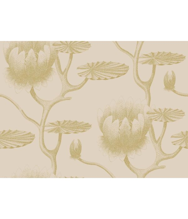 Cole-Son Lily Beige 95/4019 Wallpaper