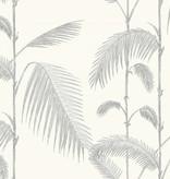 Cole-Son Palm Wit Grijs 95/1008 Behang