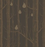 Cole-Son Woods & Pears Bruin 95/5028 Wallpaper