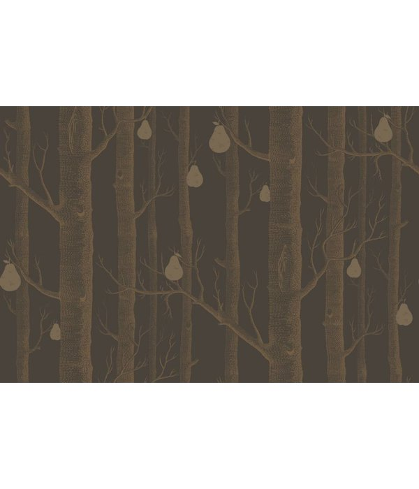Cole-Son Woods & Pears Bruin 95/5028 Behang