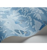 Cole-Son Chinese Toile Blue (Blauw) 100/8038 Behang