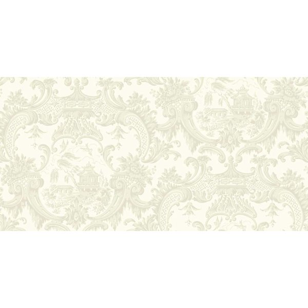 Chippendale China Ivory (Wit) 100/3010