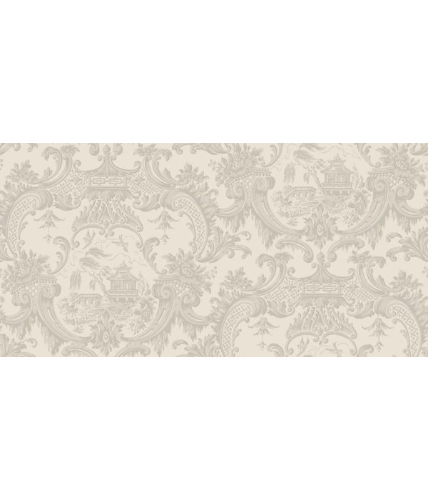 Cole-Son Chippendale China Linen 100/3012 Wallpaper