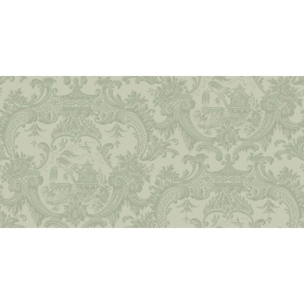 Chippendale China Olive (Groen) 100/3013