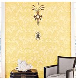 Cole-Son Chippendale China Yellow (Zacht Geel) 100/3014 Wallpaper