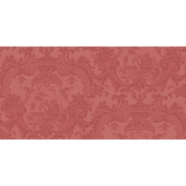Chippendale China Red (Rood) 100/3015
