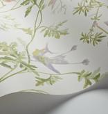 Cole-Son Hummingbirds Soft Multicolor (Pastel) En Wit 100/14067 Behang
