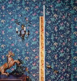 Cole-Son Hummingbirds Green Multicolor (Zacht Groene Achtergrond) 100/14070 Wallpaper