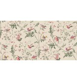 Cole-Son Hummingbirds Original Multicolor (Room Wit, Multi-color) 100/14071 Wallpaper