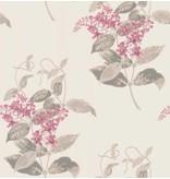 Cole-Son Madras Violet Pink (Groen, Roze) 100/12058 Behang