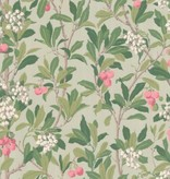 Cole-Son Strawberry Tree Pink, Duck Egg (Roze, Blauw / Groen) 100/10048 Wallpaper