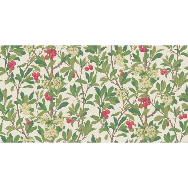 Strawberry Tree Scarlet, Ivory (Rood, Wit, Groen) 100/10049