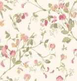 Cole-Son Sweet Pea Pink (Roze, Groen) 100/6028 Wallpaper