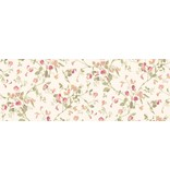 Cole-Son Sweet Pea Pink (Roze, Groen)  100/6028 Behang