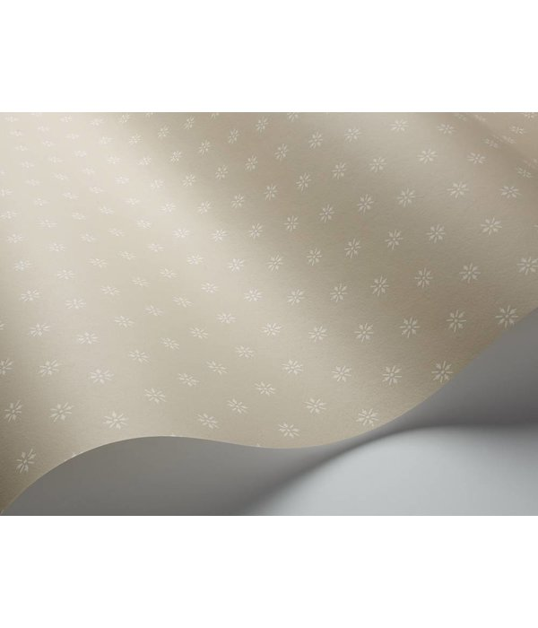 Cole-Son Victorian Star Taupe / Grijs 100/7033 Wallpaper