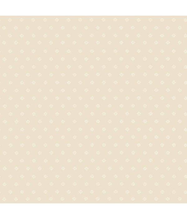 Cole-Son Victorian Star Creme (Stone) 100/7036 Wallpaper