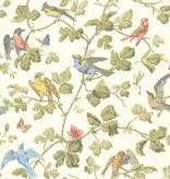 Cole-Son Winter Birds Multicolor 100/2006 Wallpaper