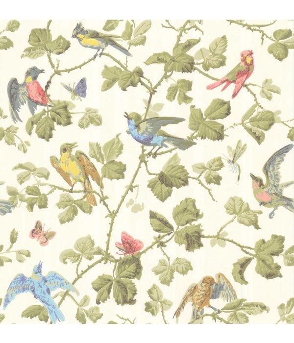 Cole-Son Winter Birds Multicolor 100/2006 Behang