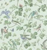 Cole-Son Winter Birds Duck Egg 100/2007 Wallpaper