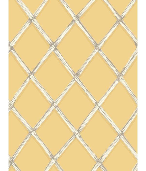 Cole-Son Bagatelle Yellow 99/5027 Wallpaper