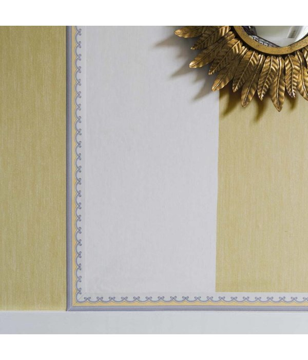Cole-Son Broderie Border lavendel 99/14057 Wallpaper