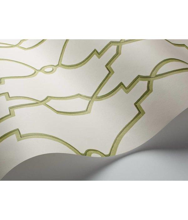 Cole-Son Parterre Groen 99/2005 Wallpaper