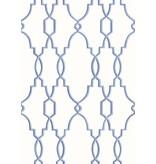 Cole-Son Parterre Cobalt Blauw 99/2007 Behang