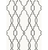 Cole-Son Parterre Charcoal (Antraciet) 99/2008 Behang