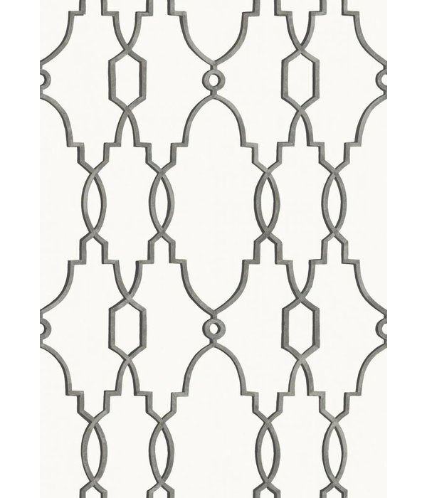Cole-Son Parterre Charcoal (Antraciet) 99/2008 Wallpaper